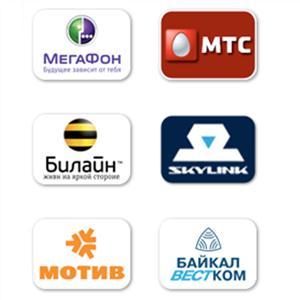 Операторы сотовой связи Мари-Турека
